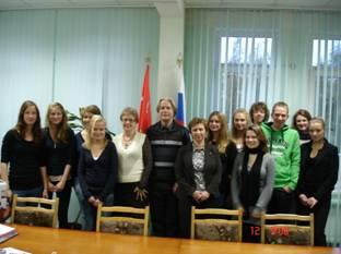 международное общение и знакомства с русскими
